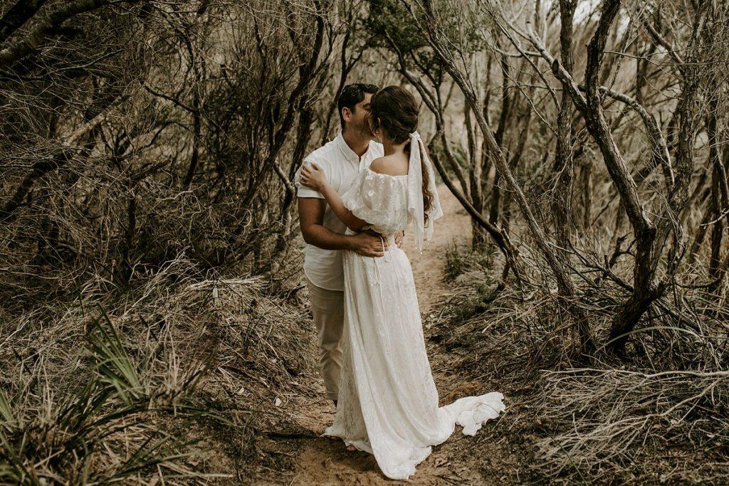 wedding makeup, elopement