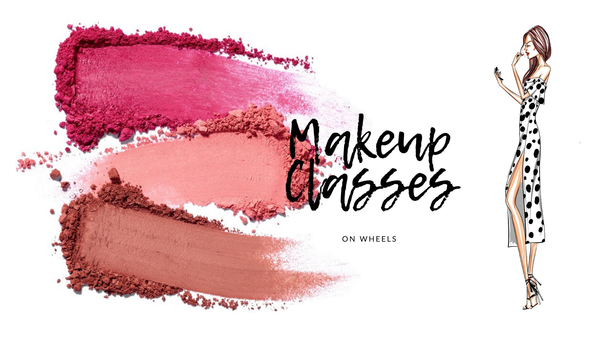 Makeup Classes Sydney, Blue Mountains & South Coast