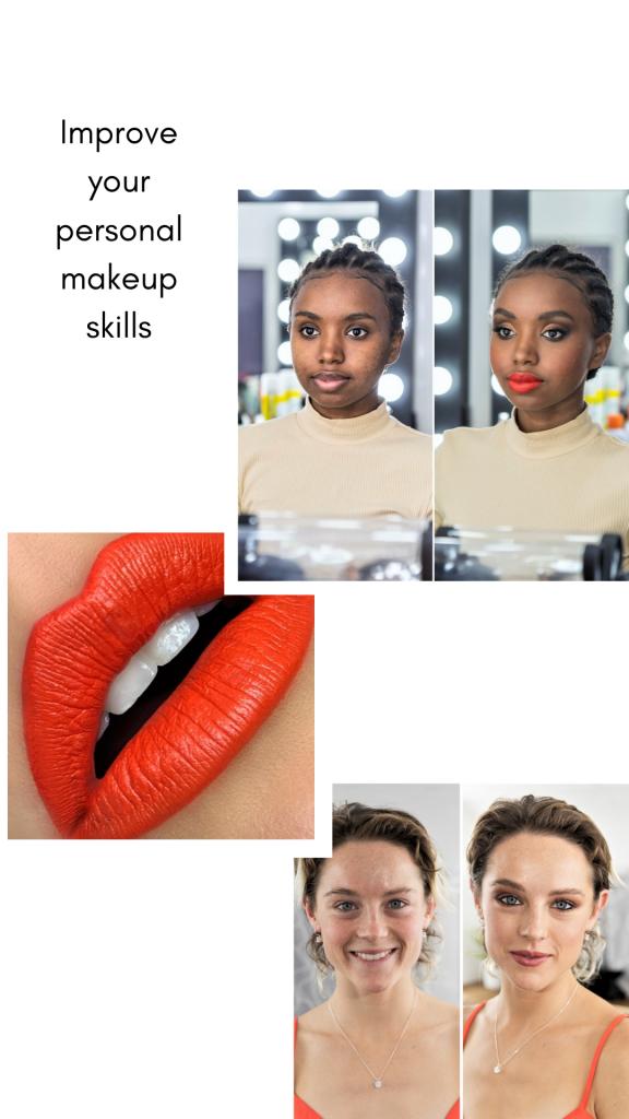 Personal Makeup Classes